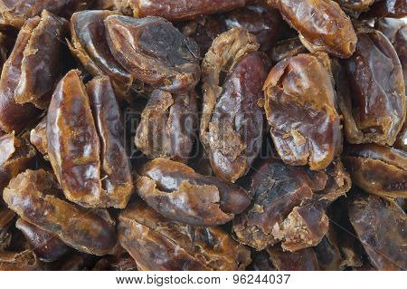 Pitted Dates Macro