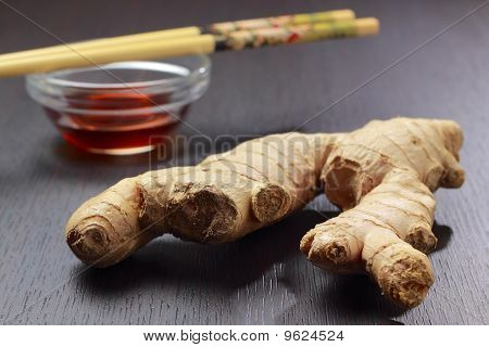 Still Life With Ginger