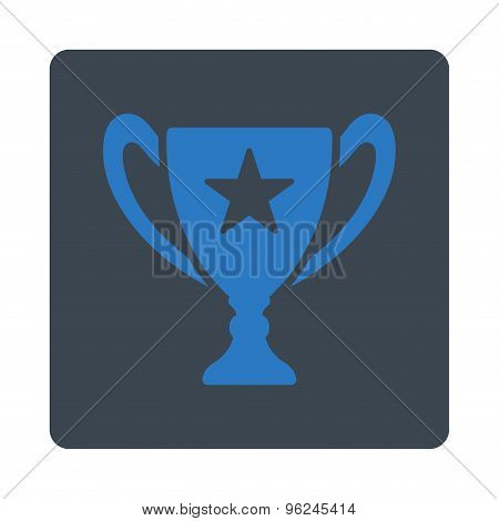 Trophy icon from Award Buttons OverColor Set
