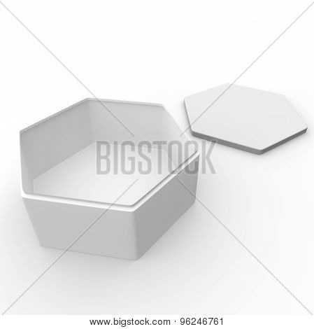 White Empty Box For Different Subjects