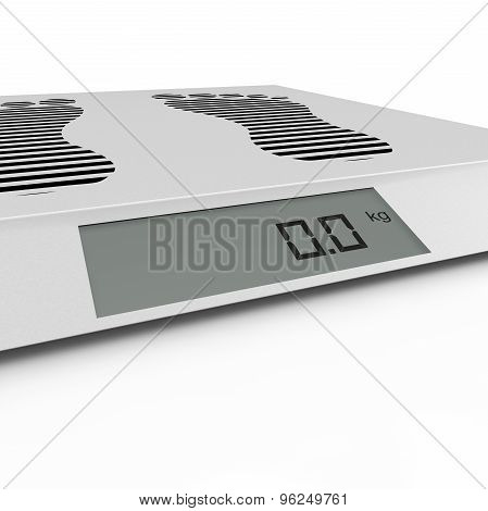 Floor Electronic Scales