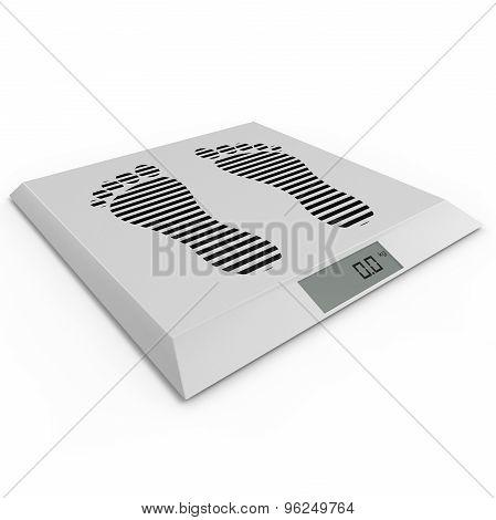 Floor Electronic Scales