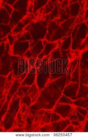 Red marble texture, detailed structure of marble for design.