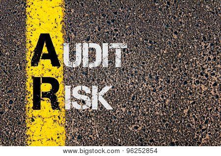 Business Acronym Ar As Audit Risk