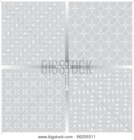 Seamless Pattern Set Fo