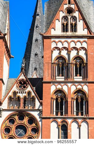 Cathedral of Limburg an der Lahn, Germany