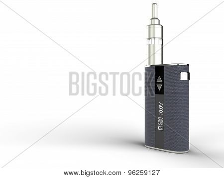 Battery mod with tank rebuildable