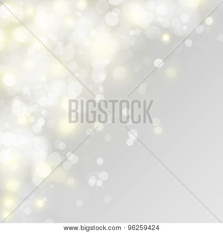 abstract white light background