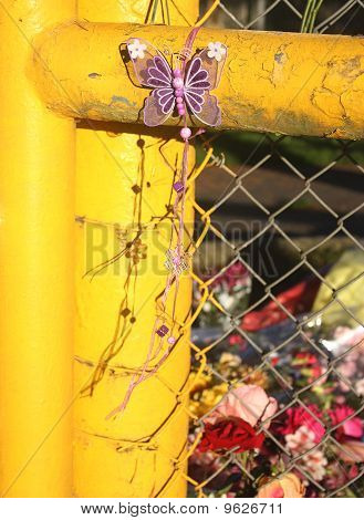 Butterfly In Memory Of