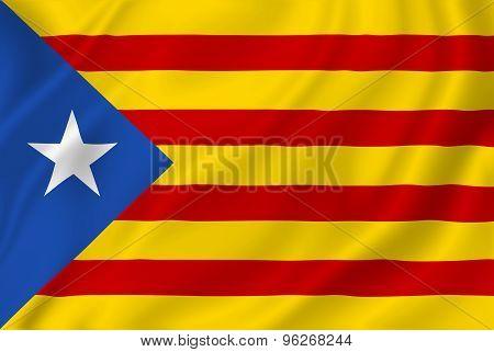 Catalan Flag Estelada