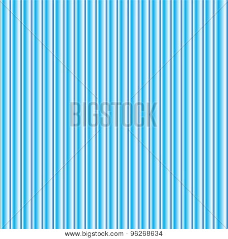 Blue Vertical Curved Background