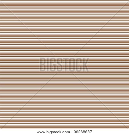 Brown Horizontal Curved Background
