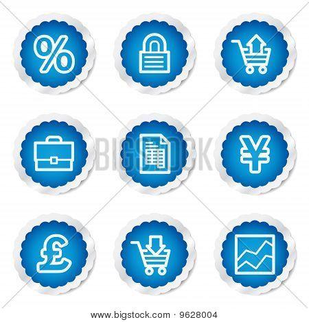 E-business Web Icons
