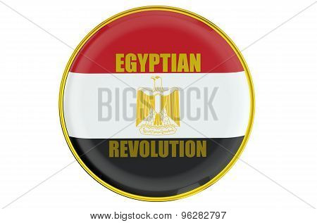 Egyptian Revolution 1952 Concept