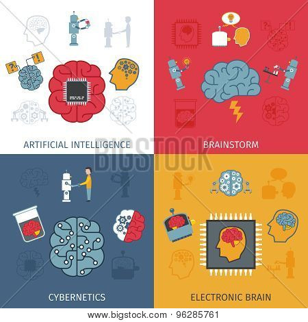 Artificial Intelligence Flat Set