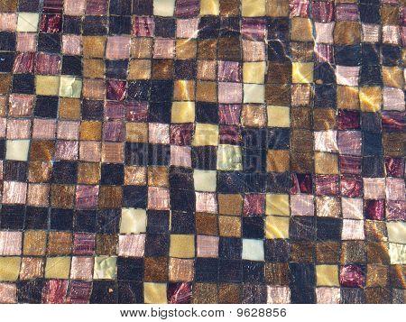 Tile Squares under water
