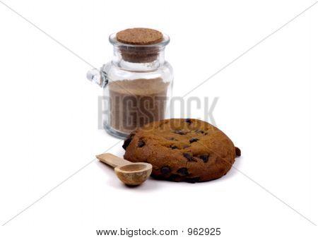 Food - Pumpkin Cookie And Sugar
