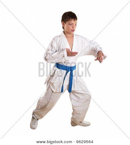 Exercise On Taekwondo