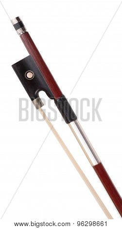 Violin Bow Isolated