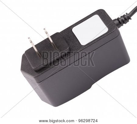 American Adaptor Isolated
