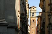 stock photo of torino  - The Cathedral of Torino Italy - JPG