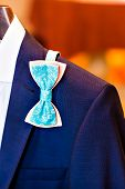 pic of tied  - Bow Tie - JPG