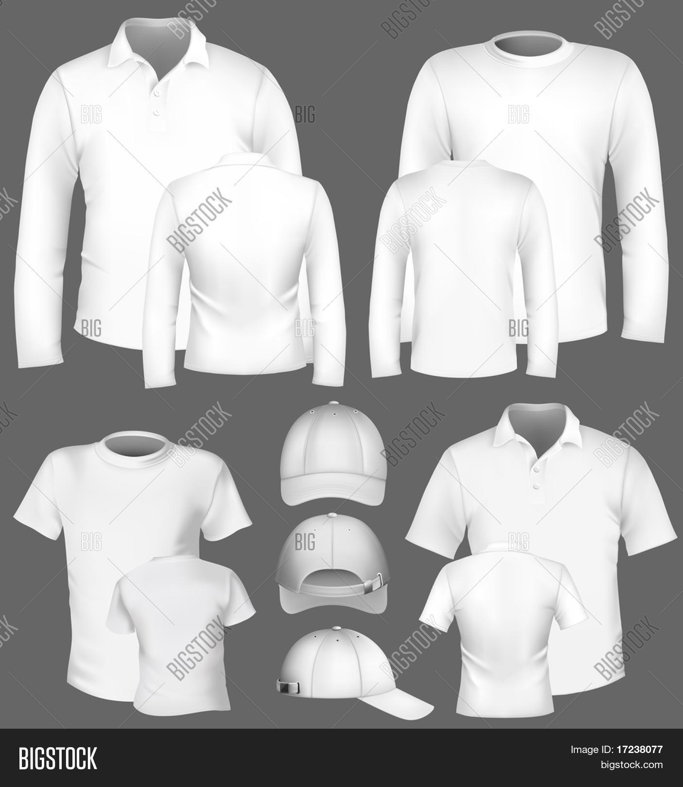 Polo shirt design vector - Polo Shirt Design Vector 64