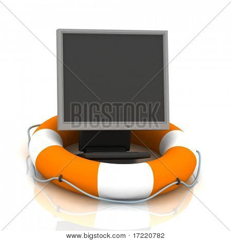 monitor lifesaver