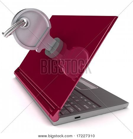 Notebook Lockable