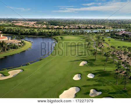 Viaduto de golfe Flórida