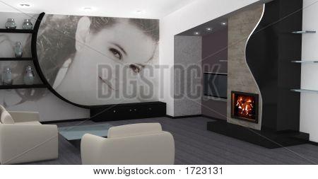 Casa de diseño de interiores
