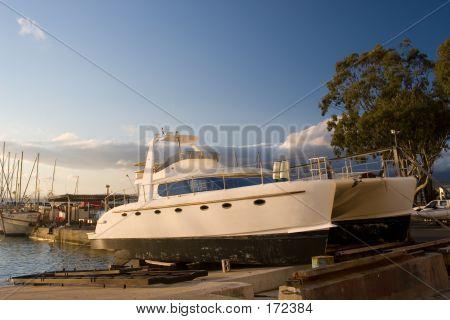 Cape Boat #7