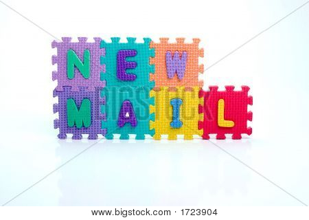 Toy New Mail