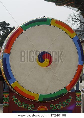 korean drum