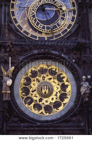 Astronomical Clock Closer, Prague