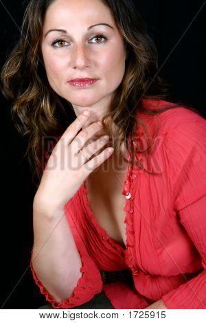 Beautiful Caucasian Female