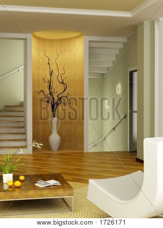 Green Sitting-Room