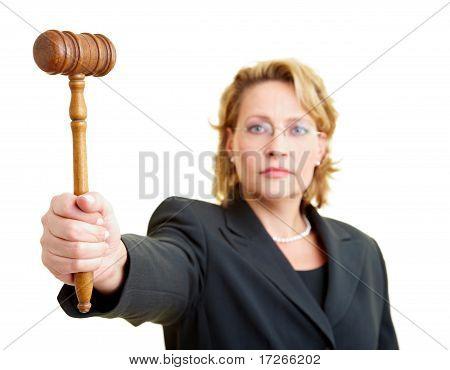 Richter Holding Hammer