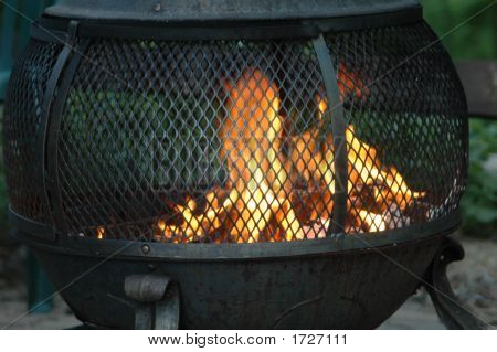 Fuego caliente