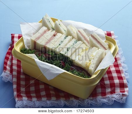 Bread and LunchBox