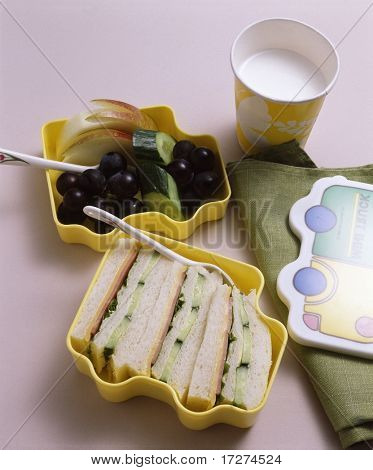 Pan y LunchBox