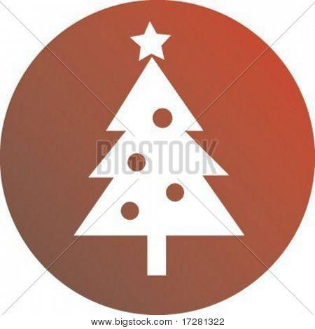 Weihnachten-Symbol