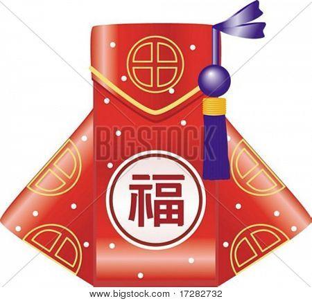 Korean New Year Icon