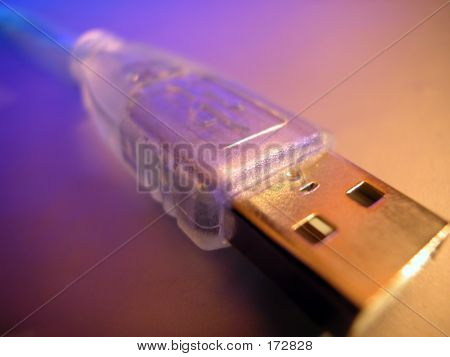 USB Clear Kabel