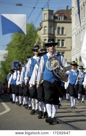 Spring Festival Parade, Zurich, Switzerland