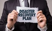 Disaster Recovery Plan poster