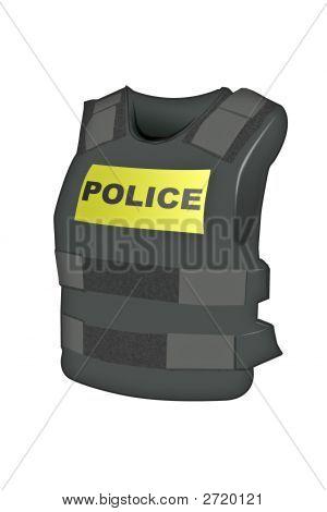 Police Kevlar Vest