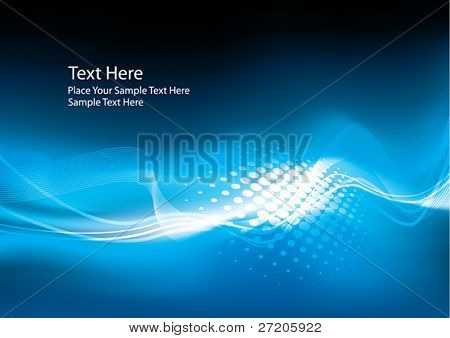 abstract Vector Hintergrund eps10