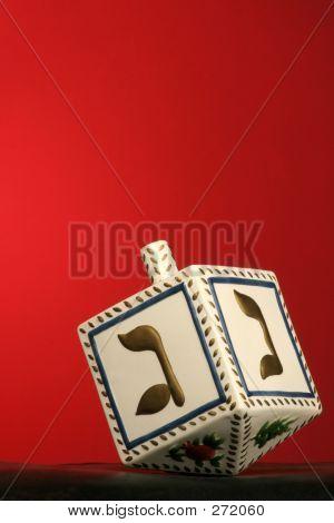 Chanukkah Dreidel