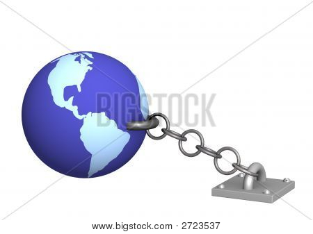 The 3D Earth, Chained Metal A Circuit